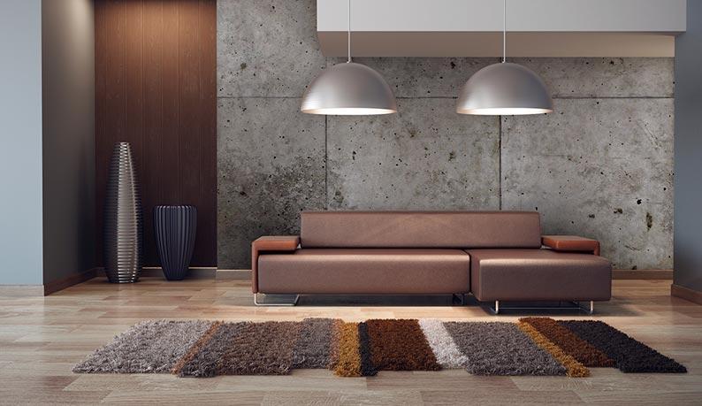 Wand In Moderne Betonoptik Ganz ~ Betonoptik von loft design ...